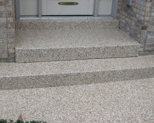 residential steps coating