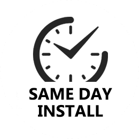 same day install icon